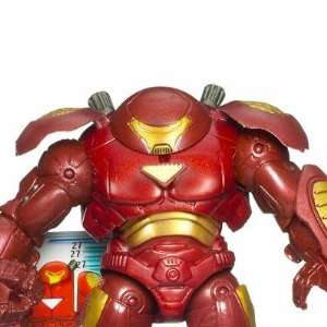 Iron Man Hulkbuster Armor Comic Book Action Figure Toys