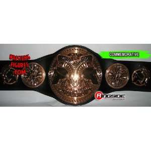 TAG TEAM CHAMPIONSHIP COMMEMORATIVE REPLICA WRESTLING BELT: Toys