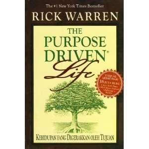 Kehidupan Yang Digerakkan Oleh Tujuan (The Purpose Driven