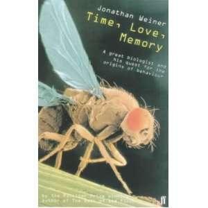 Time Love Memory (9780571201112): Jonathan Weiner: Books