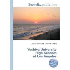 Yeshiva University High Schools of Los Angeles Ronald