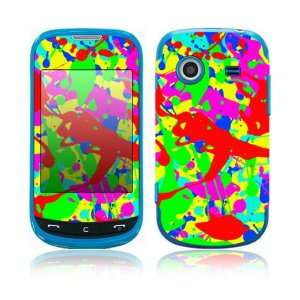 Psychedelics Decorative Skin Cover Decal Sticker for Samsung Character