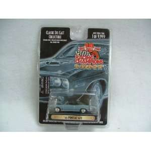 Racing Champions 1966 Pontiac GTO Die Cast Car Everything