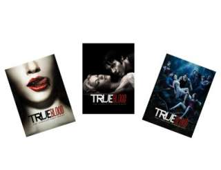 TRUE BLOOD COMPLETE SERIES COLLECTION VOLUMES 1 3 DVD