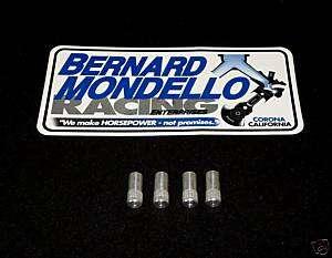MONDELLO R 104 350 455 OLDSMOBILE OIL RESTRICTORS