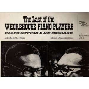 The Last of the Whorehouse Pianio PLayers   Ralph Sutton