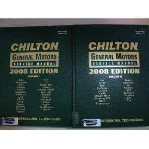 Chilton General Motors Service Manual, Vol. 2 Other Contributor Ken