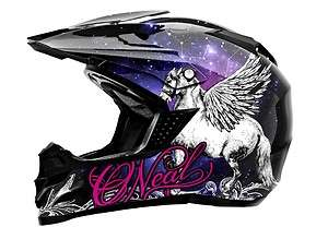 2012 ONeal 5 Series Azimuth Motorcycle Dirt Bike Helmet
