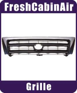Toyota Tacoma 4WD 98 99 00 Front Chrome GRILLE Grill