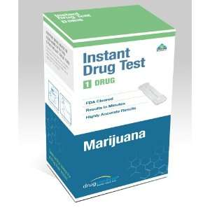 HAIRCONFIRM DRC1001 1PANEL MARIJUANA DRUG TEST FAST EASY