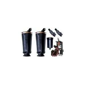 98 02 lincoln town car air suspension complete kit. Black Bedroom Furniture Sets. Home Design Ideas