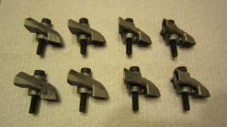 Ford Powerstroke Diesel 7.3 Fuel Injector Hold Down Clamps