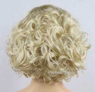 ConditionNEW Color Blonde Made of 100% HEAT RESISTANT synthetic