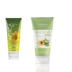 Oriflame Pure Nature Organic Aloe Vera & Arnica Extract Soothing Pure