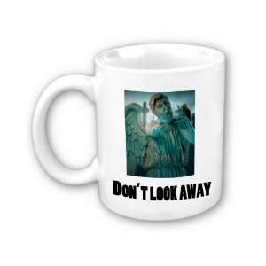 Doctor Who Weeping Angel Coffee Mug: Everything Else