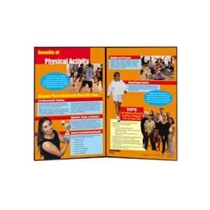Benefits Of Physical Activity Tabletop Display Toys