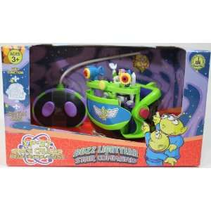 Disney Parks Buzz Lightyear Star Command XP 37 Space Cruiser Radio