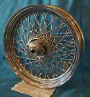 Harley Davidson New Wheel Chrome L​aced Rear #BO 80T 16