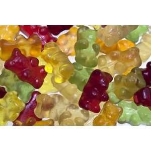 Organic Fruit Juice Gummi Bears   Bulk Grocery & Gourmet Food