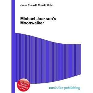 Michael Jacksons Moonwalker Ronald Cohn Jesse Russell