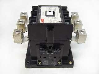 ABB Control EH 145 Block Contactor 3 Pole 24VAC Coil EH145C F EH145