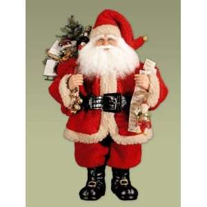Karen Didion Originals 20 Heirloom Vintage Santa