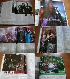 BURRN Magazine 8/2005 BLACK SABATH Ozzy Osbourne NEW