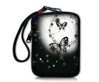 Digital Camera Mobile Phone Case Pouch Bag With Strap