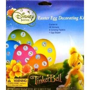 Disney Fairies Tinkerbell Birthday Kit Cake Topper Figurines Pixie