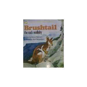 Brushtail the Rock Wallaby (An Australian Golden Book): Diana Petersen
