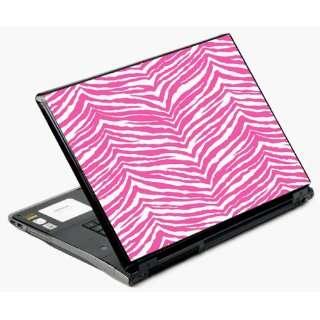 Universal Laptop Skin Decal Cover   Pink Zebra Skin