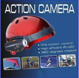 Mini Paintball Motorcycles Cam Camera Action sport Helmet Video