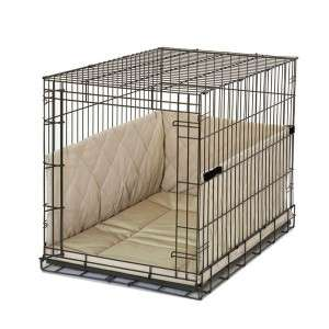 Pet Dreams Plush Cratewear Set LARGE Dog Crate Cover & Bed Bedding NEW
