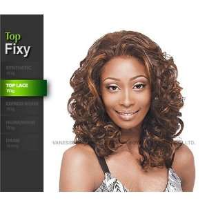 Vanessa Synthetic Express Top Lace Front Wig Fixy 2