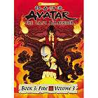avatar the last airbender book 3 fire vol 3 dvd ships free with a $