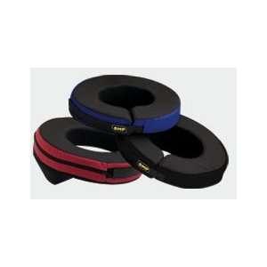 Racing OMP KK04003000075 Anatomic neck collar Blue/black: Automotive
