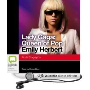 Lady Gaga Queen of Pop (Audible Audio Edition) Emily