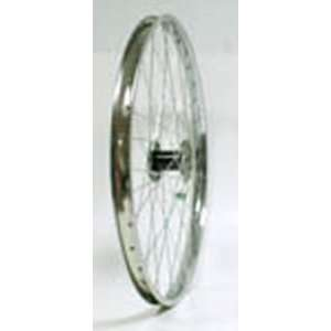 Sun, 24x1.75, Rear, Trike, Chrome, Steel, Wheel Sports