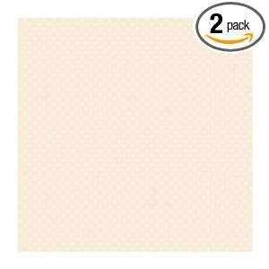 Casabella JG0765 Puppy Paw Wallpaper, Taupe/White: Home Improvement