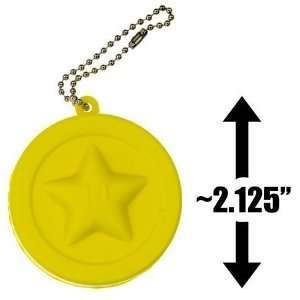 Star Coin ~2.125 Mini Figure Charm   New Super Mario Bros Wii