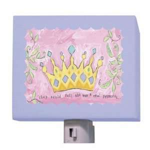 Princess Crown Nightlight: Home Improvement