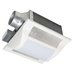 CFM Low Profile Ventilating Fan w/ Light FV 08VFL2