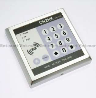 RFID Access Control DIY Full Kit Set Electric Strike Door Lock (NC