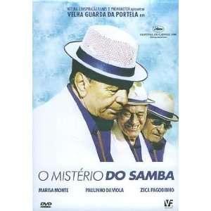 VELHA GUARDA DA PORTELA / MARISA MONTE / ZECA PAGO   MISTERIO DO SAMBA