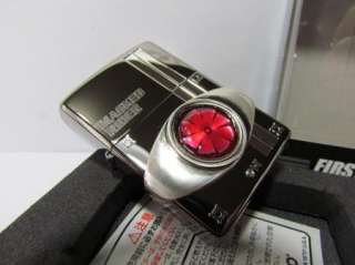 RIDER ZIPPO JAPANESE ANIME MANGA CARTOON KAMEN RIDER JAPAN MOVIE