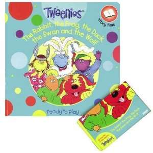 : Tweenies (Tweenies Book & Tape) (9780563475743): Bob Golding: Books