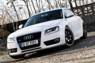 19 CH Style Wheels Audi A5 S5 2.0T 3.0 3.2 4.2 FSI Coupe Hyper Silver