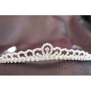 Beautiful Bridal Wedding Tiara Crown with Crystal Party Accessories