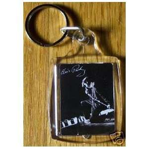 Brand New Elvis Presley Keychain / Keyring: Everything