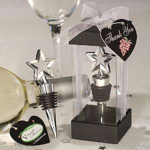Vineyard Star Design Wine Stoppers F1907 Quantity of 144